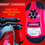 DATATOOL smart charger - motorcycle security option