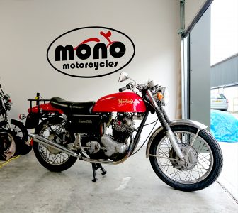 The 1972 Norton Commando 750 story