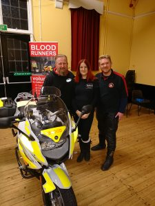 What an eventful fortnight it has been for mono motorcycles. A packed workshop calendar was highlighted by the success of our first Charity Christmas Quiz in aid of SERV Wessex.