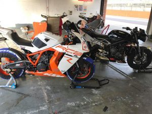 Daniel took Wednesday off work & headed to Brands Hatch GP circuit for a track day.