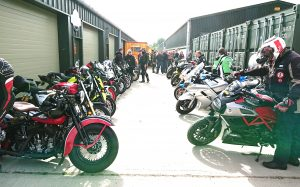 We began Monday still beaming from the success of our V Twin & Hotrod Breakfast Club on Sunday 26th May.