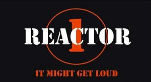 monofest1 plans have moved on a pace this week. We have confirmed REACTOR 1 will be playing live