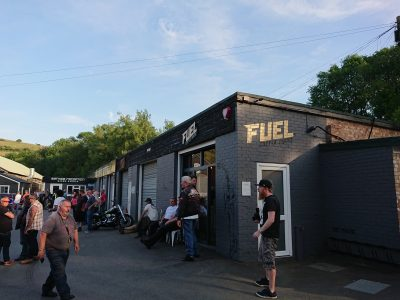 Wednesday evening we took a ride out to Small Dole, Henfield where we had a fantastic night at Fuel Coffee House first motorcycle meet.