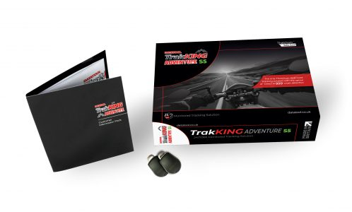 DATATOOL TrakKING Adventure S5, is currently the only Thatcham approved tracker in the UK.