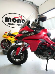 Therefore, when a Ducati Multistrada popped in for service light reset, we were more than happy to oblige.