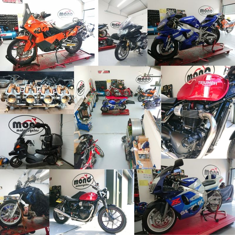 2019 was a year of growth for mono motorcycles, with changes along the way & an ever growing customer base.