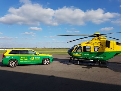 Supporting SERV who in turn support HIOWAA is a simple case of logic; one day they may be helping one of us in our time of need.
