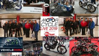 mono motorcycles & friends at Motorcycle Live 2019