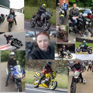 International Women's Day 2020. Motorbike women & why we ride!