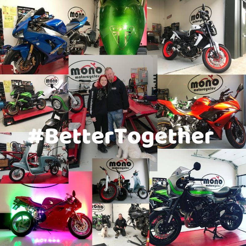 #BetterTogether