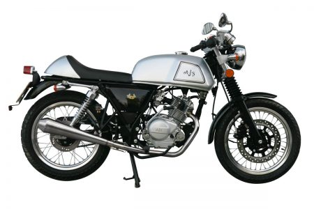 The AJS range of bikes are fantastic.