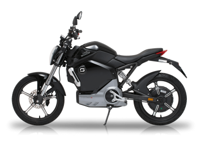 The Super Soco TS 1200r is an Electric bike & is £2399